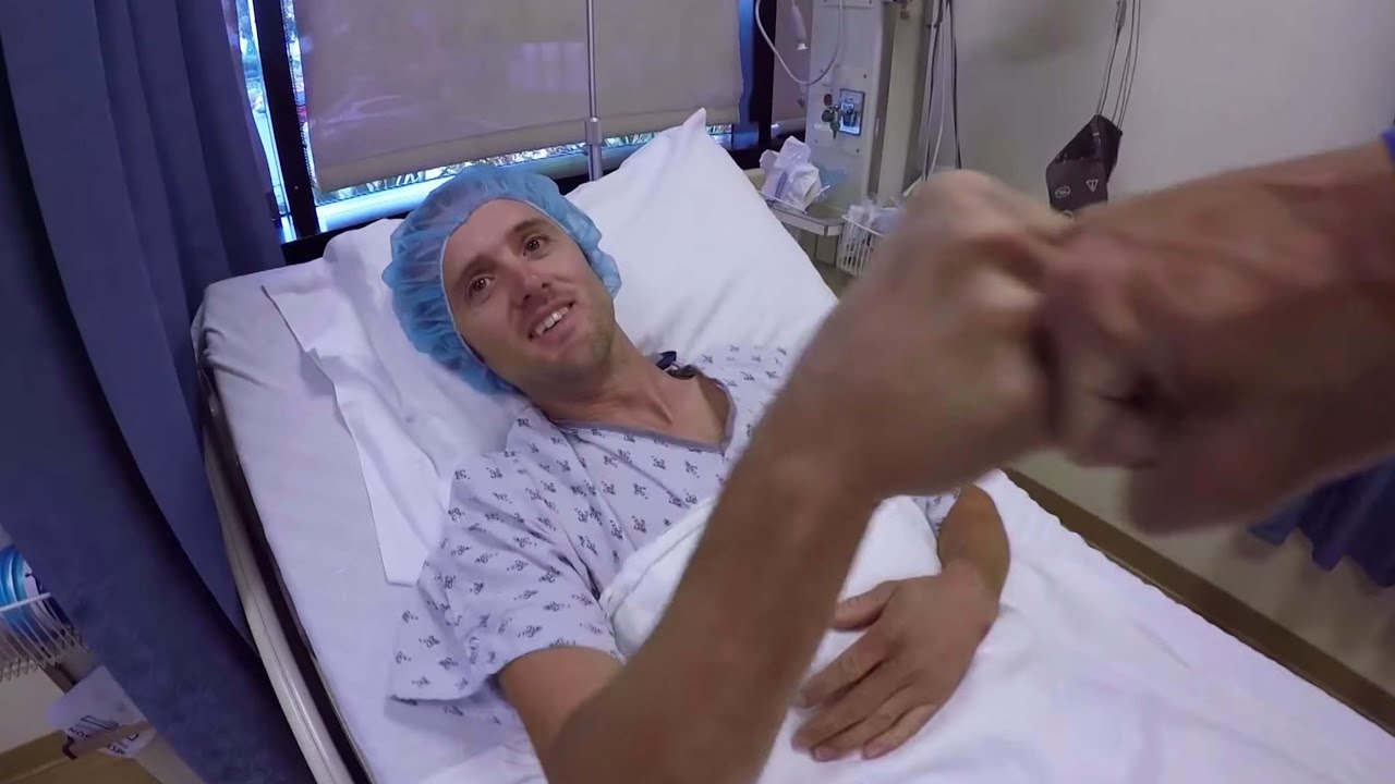 Surgery Removes Hardware from Spine of Pro MTB Rider - Through My Eyes w/  Aaron Chase