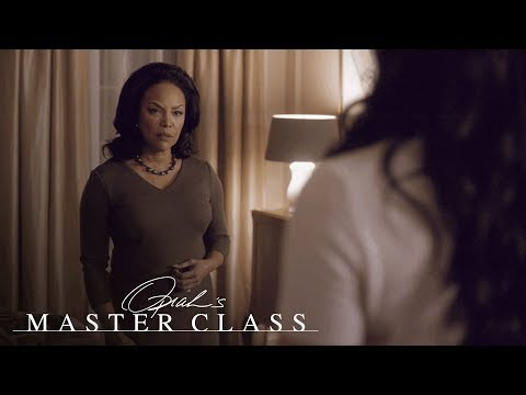 Why Lynn Whitfield Was Hesitant to Play Lady Mae on Greenleaf | Oprah's Master Class | OWN