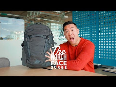 The North Face Surge 2020 Backpack