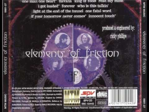 Elements Of Friction - Forever