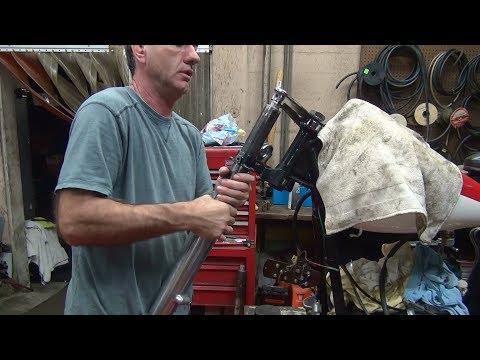 1958 panhead 74ci #107 fl bike rebuild topend repair harley by tatro machine