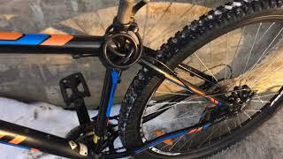 Обзор найнера Avanti Dakar 29