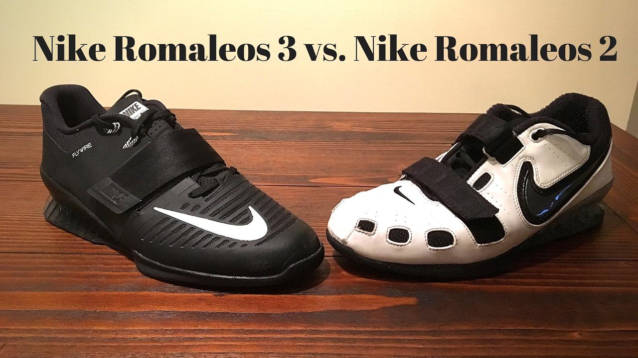 acheter nike romaleos 2