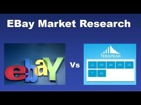 Ebay Market Research Tools