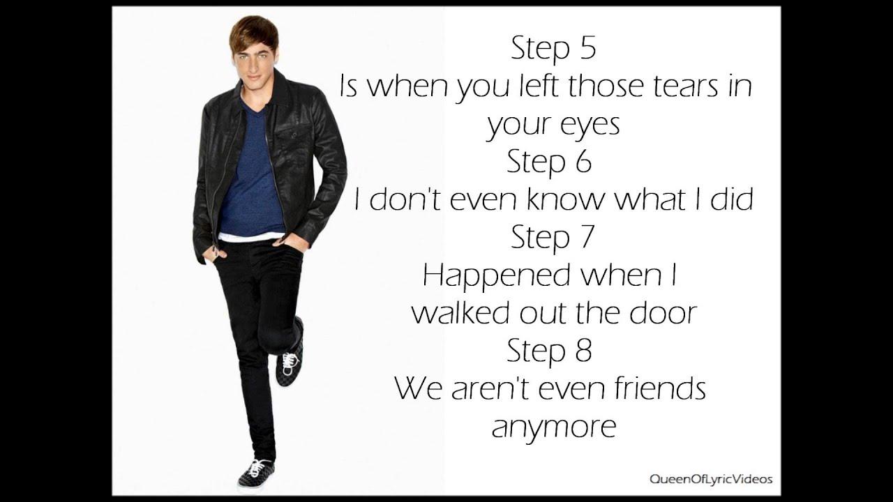 Kendall And Logan-Next Step (Lyrics) - YouTube - photo#21