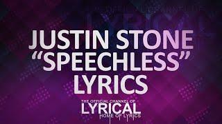 Justin Stone - Speechless (Prod. Kevin Peterson) Lyrics