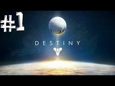 Destiny PS4. Часть 1 (Тьма наступает)