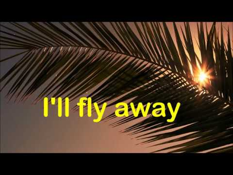 I'll Fly Away By Jim Reeves With Lyrics