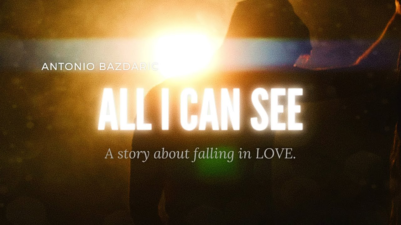 Antonio Bazdaric - All I Can See (Official Music Video) /VEVO/
