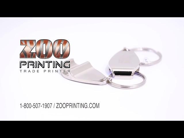 Key Chain Bottle Opener Promotional Product Idea #