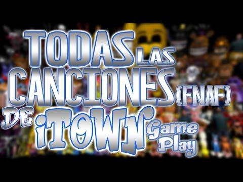 Todas las Canciones de iTownGamePlay de FNaF (14 canciones ordenadas) Link de Descarga en MP3 & MP4