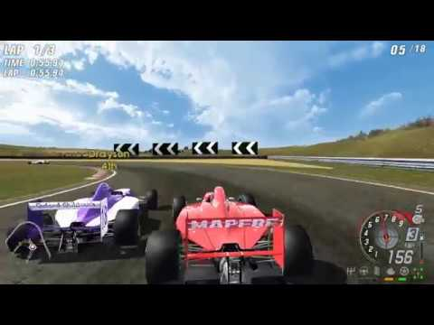 TOCA Race Driver 3 | Tier 7 - Formula Palmer Audi | Full Walkthrough