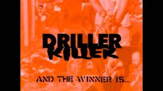 Watch Driller Killer The No Good People video