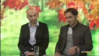 Armenia TV, ``Bari luys `` - Vahagn & Armush