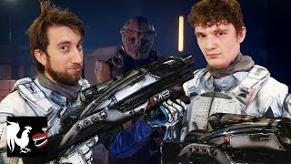 Immersion - Mass Effect in Real Life | Rooster Teeth