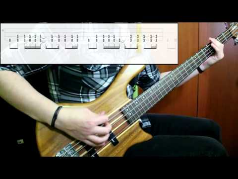 Tool - Forty Six & 2 (Bass Cover) (Play Along Tabs In Video)