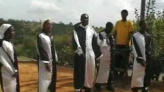 Les Apôtres du Christ du CCO (Lomo ma (Envoie-moi))
