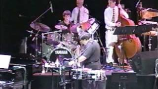 Cuban-American Medley - Mona Shores Jazz Ensemble I with Arturo Sandoval