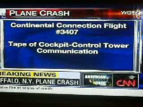 colgan air flight 3407 cvr