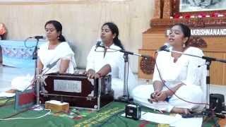 Shrunvanthu Vishwe - Sanskrit - Tamil Patriotic song by Ramkrishna Hari Bhajan Mandali
