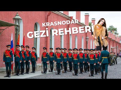 Krasnodar Gezilecek Yerler | VLOG | RUSYA | HD