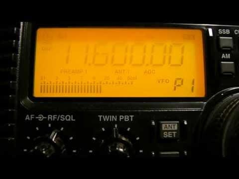 11600khz,Radio Libya ,Arabic,LBY.