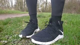 My Brand New Nike Free TR Getting Wet Muddy And Stuck