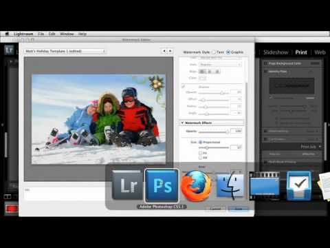 Lightroom Killer Tips: More Holiday Graphics