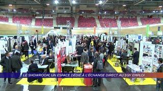 Yvelines   Le showroom, un espace dédié à l'échange direct au SQY Emploi