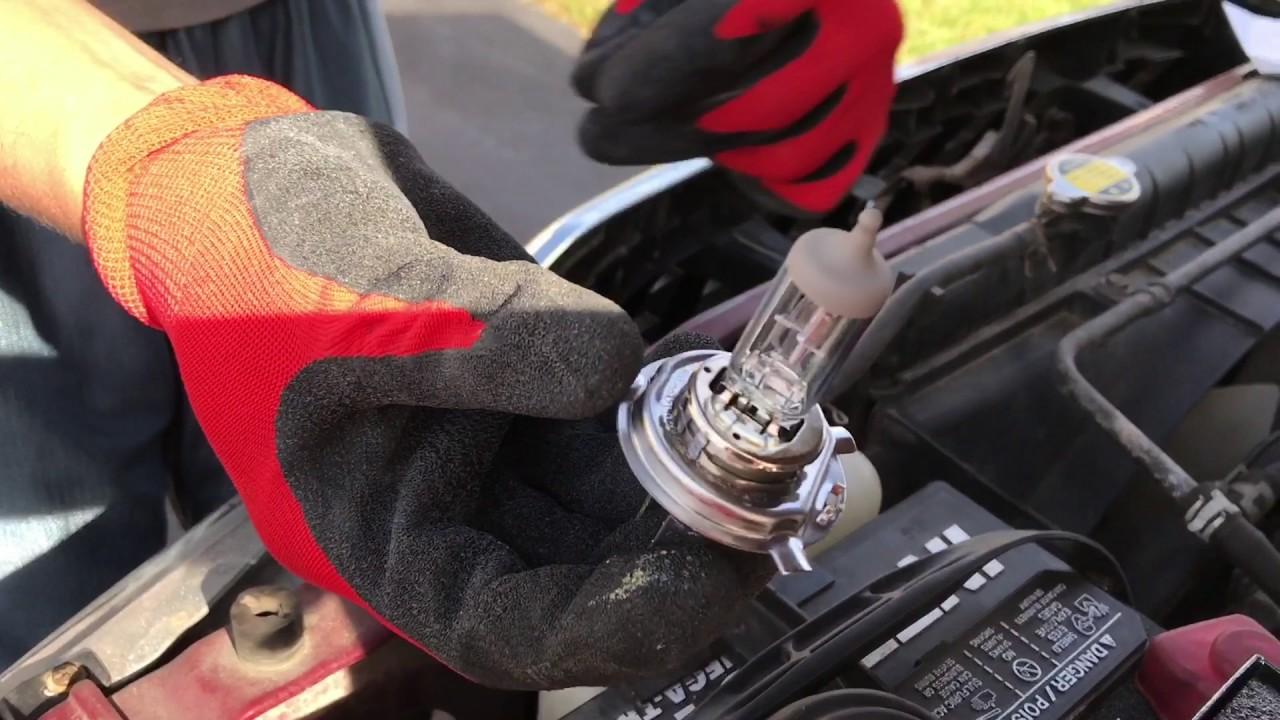2003 Toyota Tacoma Led Headlight Conversion Auxbeam Bulbs