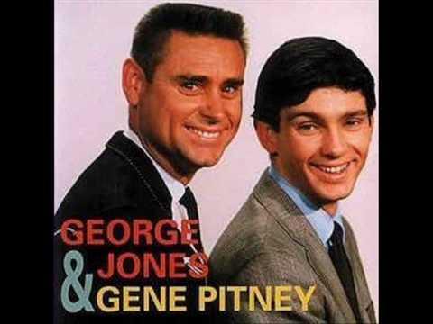 Gene Pitney & George Jones  Mockin Bird Hill