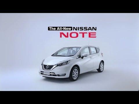 Nissan Note : Overview | ภาพรวมสเป�ของรถนิสสันโน๊ต�บบละเอียด