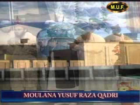 Salaam Ya Shafialwara Maulana Yusuf Raza Qadri mufindia
