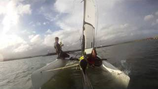 Irish Youth Catamaran Team Fails