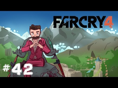 "Farcry 4 │ Singleplayer Campaign │ Part 42 │ ""Flying in Style"""