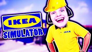 Ein tag mit danny yourepeat Ikea simulation