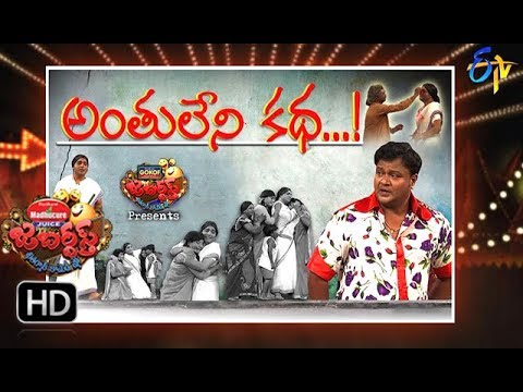 Jabardasth | 20th September 2018 | Full Episode | ETV Telugu