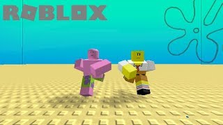 SpongeBob Movie Adventure Obby | Roblox