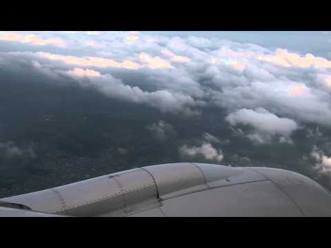 2015/06/16 United Airlines 7 Takeoff & Landing