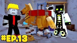 WIR TUNEN DAS PFERD?! - Minecraft 1.14 #13 [Deutsch/HD]