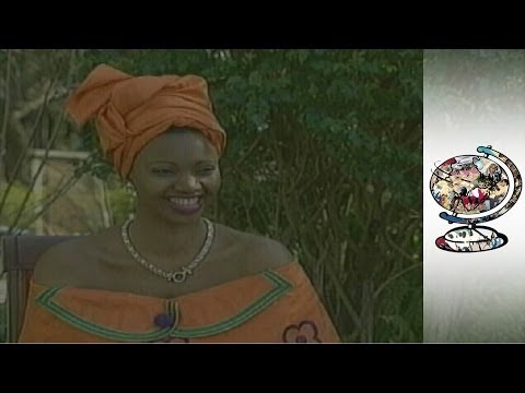 Swaziland's tradition of polygamy