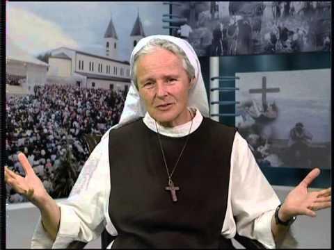Donnez moi vos problèmes en 10 min avec soeur Emmanuel de Medjugorje