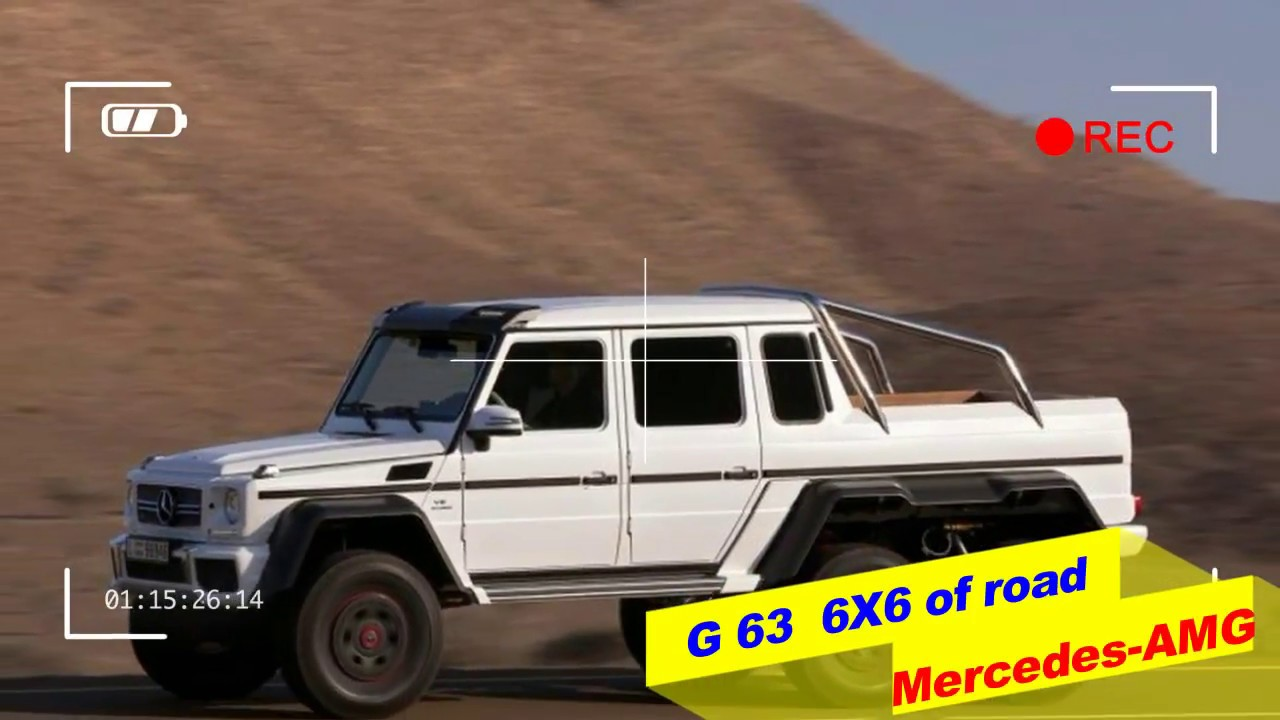 mercedes g63 amg 6x6 review - top gear-full review 2017 - youtube