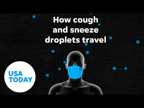 COVID-19 may spread via the air, WHO and medical experts say | USA TODAY