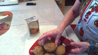Old Fashioned Walnut Drop Cookies