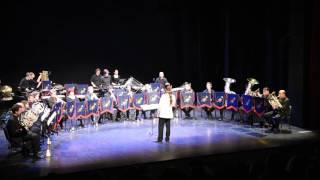 Murska Percussion Ensemble & Brass Band Slovenija 29.12.2015. V