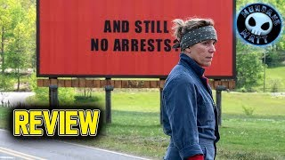 THREE BILLBOARDS OUTSIDE EBBING, MISSOURI (Review + Spoilers)