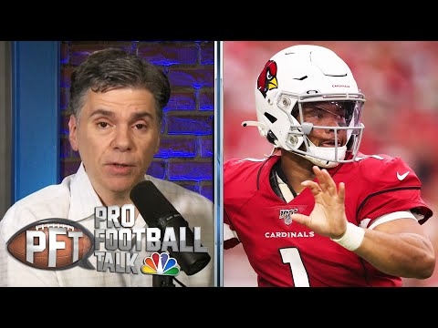 Second-year NFL QBs Face Big Expectations In 2020 | Pro Football Talk | NBC Sports