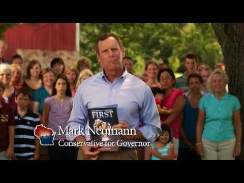 Mark Neumann - The Plan (Television Ad 8)