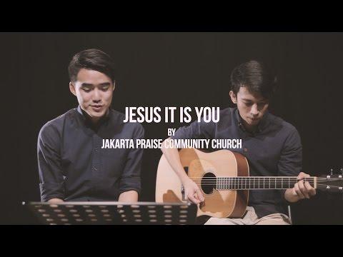 Guitar Tutorial: Jesus It Is You  JPCC